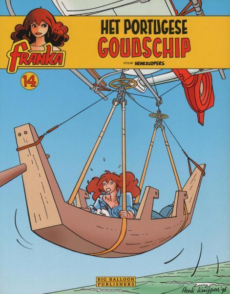 Franka 14 - Het Portugese Goudschip