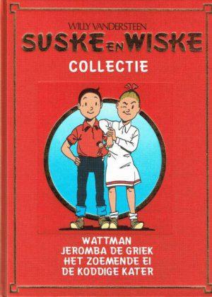 Suske en Wiske Collectie 2 (Hardcover) 2e hands