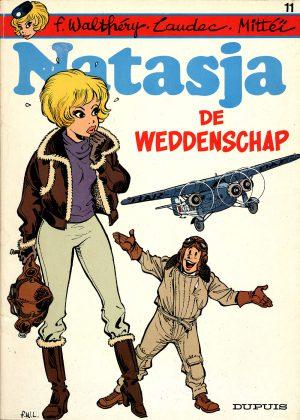 Natasja - De Weddenschap