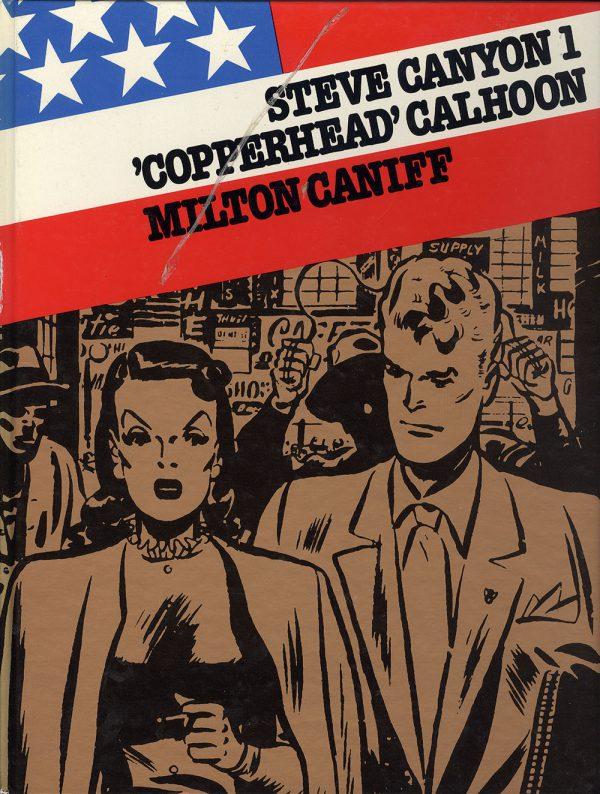 Steve Canyon 1 copperhead