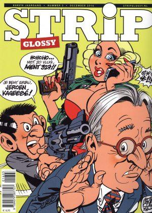 Strip Glossy 3 - Jaargang 2016
