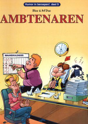Humor in beroepen -Ambtenaren - Deel 9