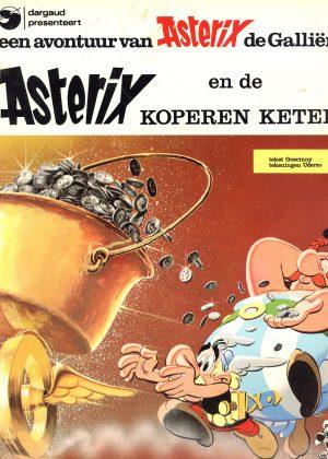 Asterix en koperen ketel