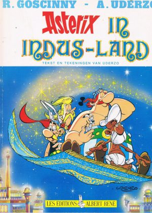 Asterix in Inddus-land