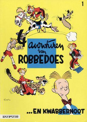 robbedoes en kwabbernoot 1
