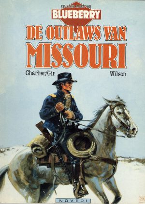 Blueberry - De outlaws van Missouri