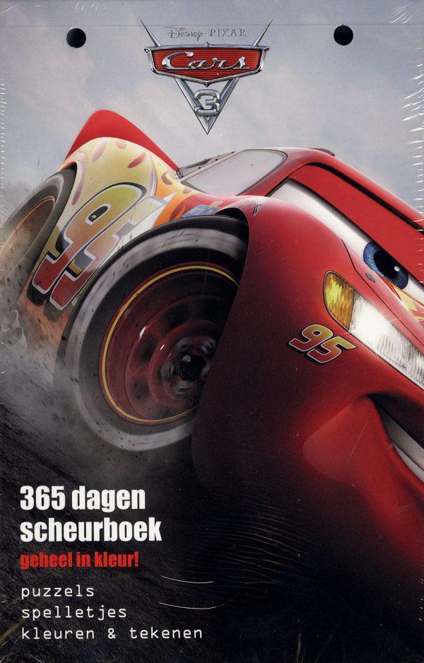 Cars 365 dagen scheurkalender
