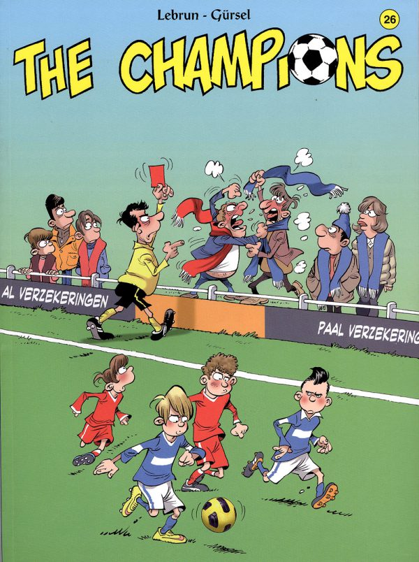 The Champions 26