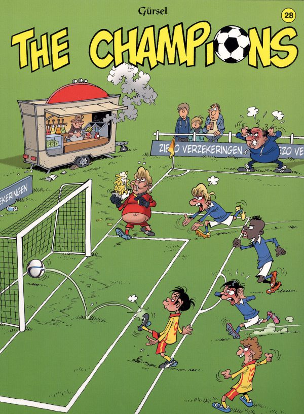 The Champions 28