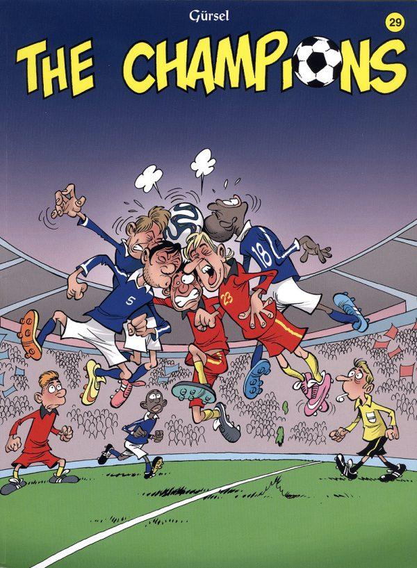 The Champions 29