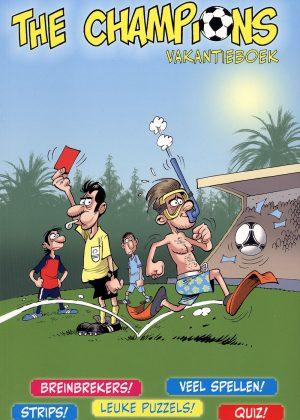 The Champions Vakantieboek