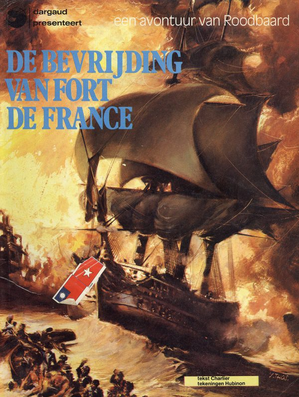 de bevrijding van fort de france