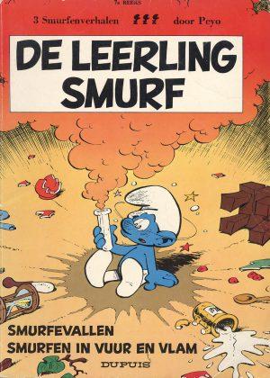 Smurfenverhalen 3 - De Leerling Smurf