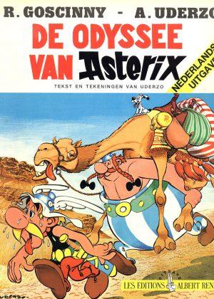 De odyssee van Asterix