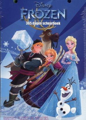 Disney Frozen 365 dagen scheurboek