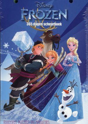 Disney Frozen 365 dagen scheurboek