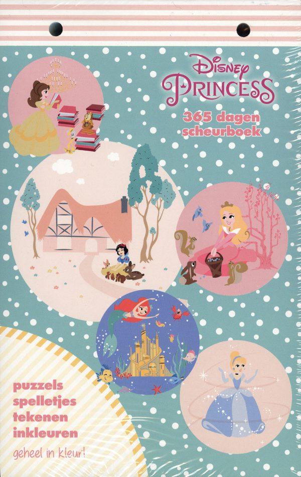 Disney Princess 365 dagen scheurkalender