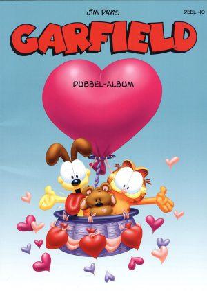 Garfield Dubbel-Album