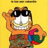 Garfield is toe aan vakantie
