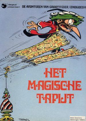 Kalief Haroen El Poessah - Het magische tapijt