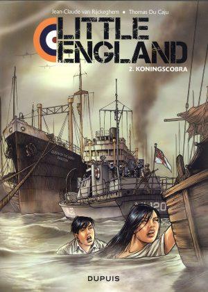 Little England - 2. Koningscobra