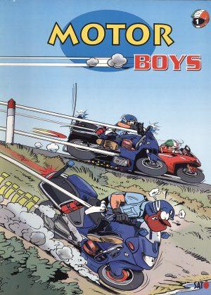 Motor Boys deel 1