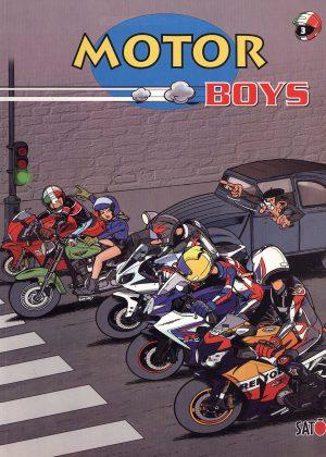 Motor Boys Deel 3