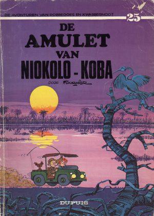 robbedoes de amulet van niokolo