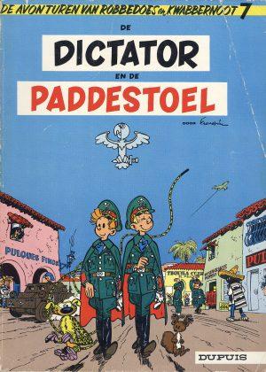 robbedoes_dictator en de paddestoel