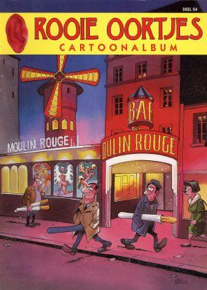 Rooie Oortjes Cartoonalbum deel 24