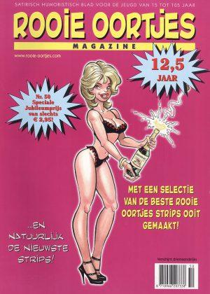 Rooie Oortjes Magazine 12,5 jaar