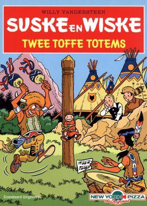 Suske en Wiske - Twee toffe totums