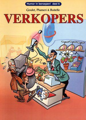 Humor in beroepen - Verkopers - Deel 6