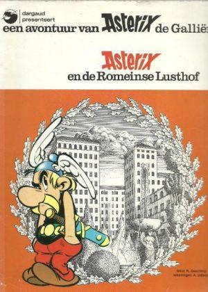 Asterix – De Romeinse Lusthof Oranje (Dargaud)