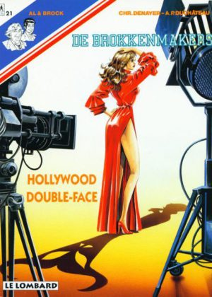 De Brokkenmakers 21 - Hollywood Double-Face
