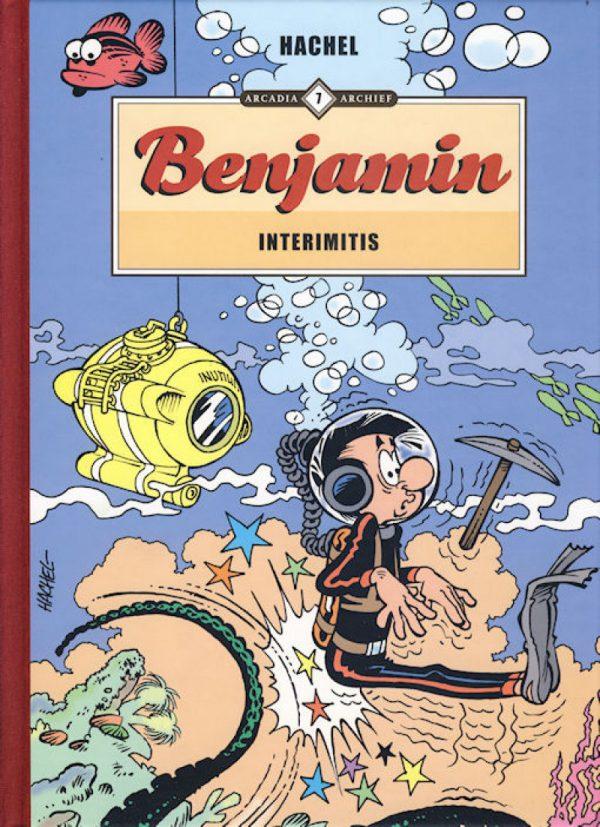 Arcadia Archief 7 / Benjamin 2 - Interimitis