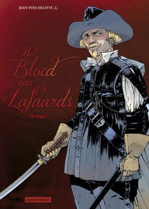 Bloed van de Lafaards 2 - De slager