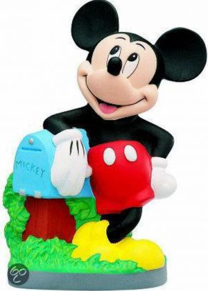 Spaarpot Mickey Mouse (24cm)