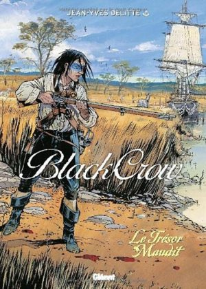 Black Crow 2 - de vervloekte schat