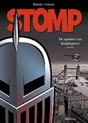 Stomp HC02. De spoken van Knightgrave