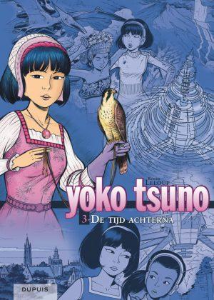 Yoko Tsuno 3 - De Tijd Achterna