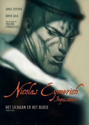 Nicolas Eymerich, inquisiteur 4. Het lichaam en het bloed