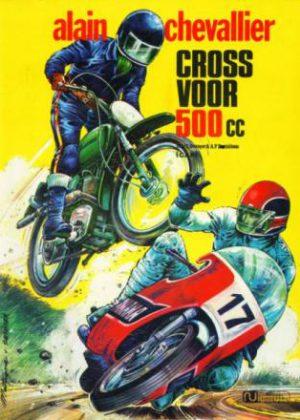 Alain Chevallier - Cross voor 500 CC