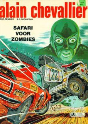 Alain Chevallier 5 - Safara voor zombies
