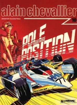Alain Chevallier 10 - Pole Position