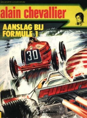 Alain Chevallier 4 - Aanslag bij formule 1