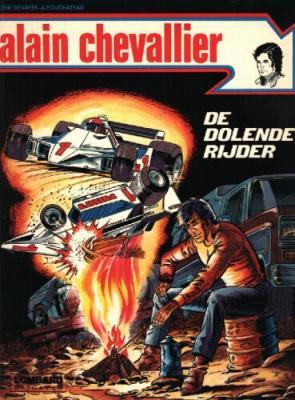 Alain Chevallier 5 - De dolende rijder