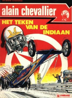 Alain Chevallier 7 - Het teken van de indiaan