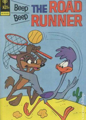 Beep Beep, De Road Runner - 90189-607