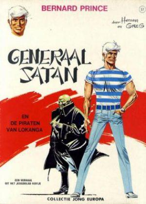 Bernard Prince 1 - Generaal Satan